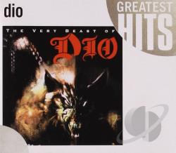 Dio - Very Beast of Dio CD Cover Art