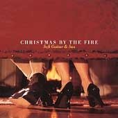 Baldwin, Mark - Christmas By The Fire CD Cover Art