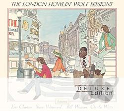 Howlin' Wolf - London Howlin' Wolf Sessions CD Cover Art