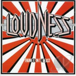 Loudness - Thunder in the East CD Cover Art