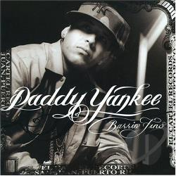 Daddy Yankee - Barrio Fino CD Cover Art