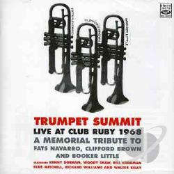 Dorham, Kenny / Summit, Trumpet - Live at Club Ruby 1968 CD Cover Art