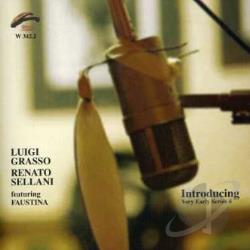 Sellani, Renato - Introducing CD Cover Art