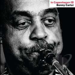 Carter, Benny - Benny Carter in Copenhagen CD Cover Art