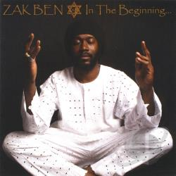 Zakben - Zakben In The Beginning CD Cover Art