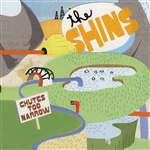 Shins - Chutes Too Narrow DB Cover Art