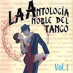 Various Artists - Antolog�a Noble Del Tango Volume 1 DB Cover Art