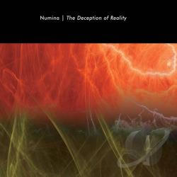 Numina - Deception Of Reality CD Cover Art