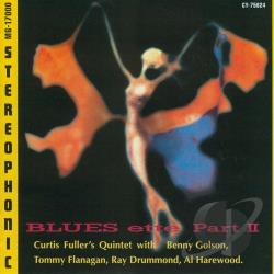 Fuller, Curtis - Blues-Ette, PT. 2 CD Cover Art