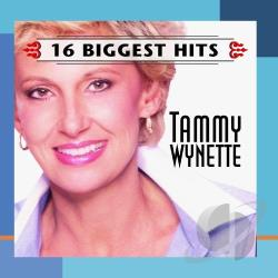 Wynette, Tammy - 16 Biggest Hits CD Cover Art