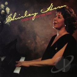 Horn, Shirley - Close Enough for Love CD Cover Art