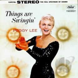 Lee, Peggy - Things Are Swingin' CD Cover Art