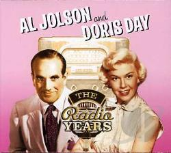Day / Jolson - Radio Years CD Cover Art