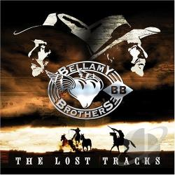 Bellamy Brothers - Lost Tracks CD Cover Art