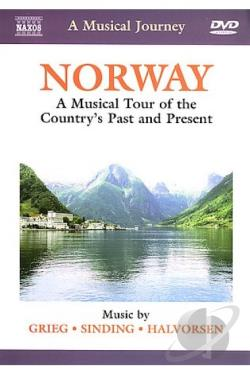 Musical Journey: Norway Country's Past & Present - Gershwin: An American in Paris; Rhapsody in Blue; Ravel: Concerto pour la main gauche DVD Cover Art
