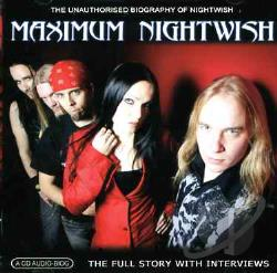 Nightwish - Princess Mononoke CD Cover Art