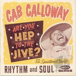 Calloway, Cab - Are You Hep to the Jive? CD Cover Art