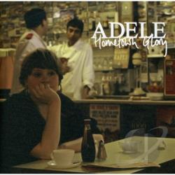 Adele - Hometown Glory LP Cover Art