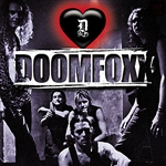 Doomfoxx - Doomfoxx CD Cover Art