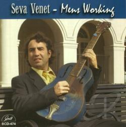 Venet, Seva - Men's Working CD Cover Art