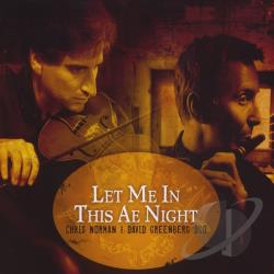 Norman, Chris - Let Me In This Ae Night CD Cover Art