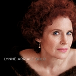 Arriale, Lynne - Solo CD Cover Art