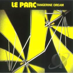 Tangerine Dream - Le Parc CD Cover Art