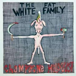 Fat White Family - Champagne Holocaust CD Cover Art
