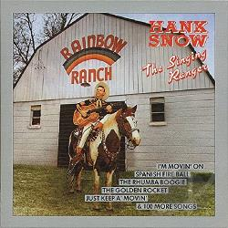 Snow, Hank - Singing Ranger: 1949-1953 CD Cover Art