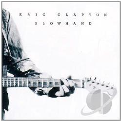 Clapton, Eric - Slowhand CD Cover Art