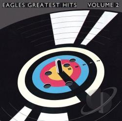 Eagles - Eagles Greatest Hits, Vol. 2 CD Cover Art