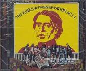 Kinks - Preservation Act 1 CD Cover Art