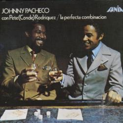 Pacheco, Johnny - Perfecta Combinacion CD Cover Art