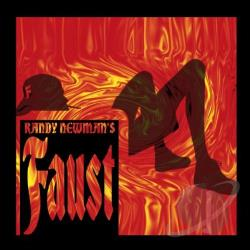 Newman, Randy - Randy Newman's Faust CD Cover Art