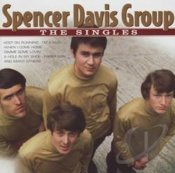 Spencer Davis Group - Singles CD Cover Art