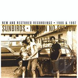 Sunbirds - No Sun No Shadow CD Cover Art