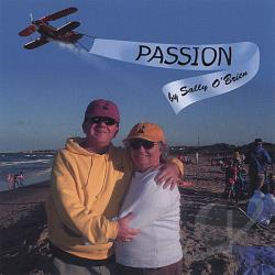O'Brien, Sally - Passion CD Cover Art