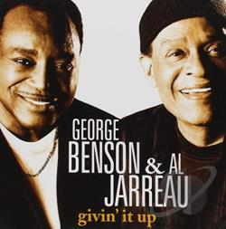 Benson, George / Jarreau, Al - Givin' It Up CD Cover Art