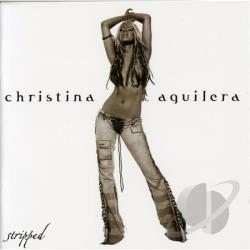 Aguilera, Christina - Stripped CD Cover Art