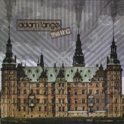 Lange, Adam - King CD Cover Art