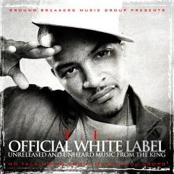 T.I. - Official White Label CD Cover Art