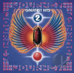 Journey - Greatest Hits, Vol. 2 CD Cover Art