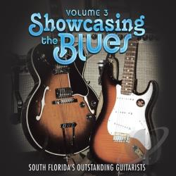 Showcasing the Blues, Vol. 3 CD Cover Art