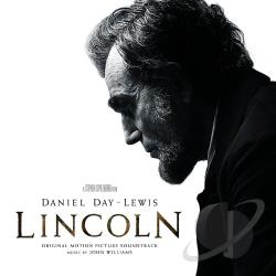Lincoln CD Cover Art