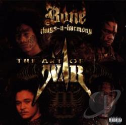 Bone Thugs-N-Harmony - Art of War CD Cover Art