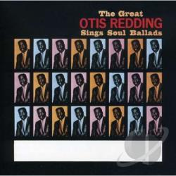 Redding, Otis - Great Otis Redding Sings Soul Ballads CD Cover Art