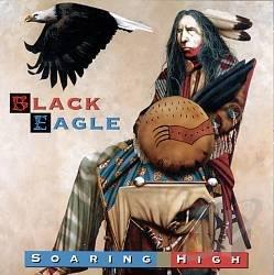 Black Eagle - Soaring High CD Cover Art