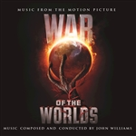 Williams, John - War of the Worlds CD Cover Art