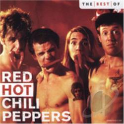 Red Hot Chili Peppers - Best of Red Hot Chili Peppers CD Cover Art