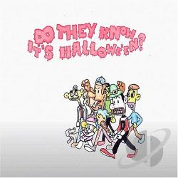 North American Halloween Prevention Initiative - Do They Know It's Hallowe'en CD Cover Art